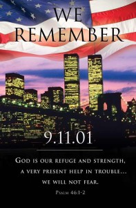 We remember 9/11