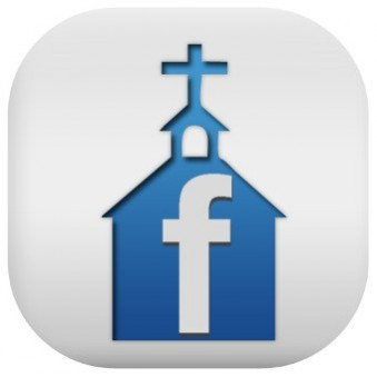 Churches on Facebook Logo