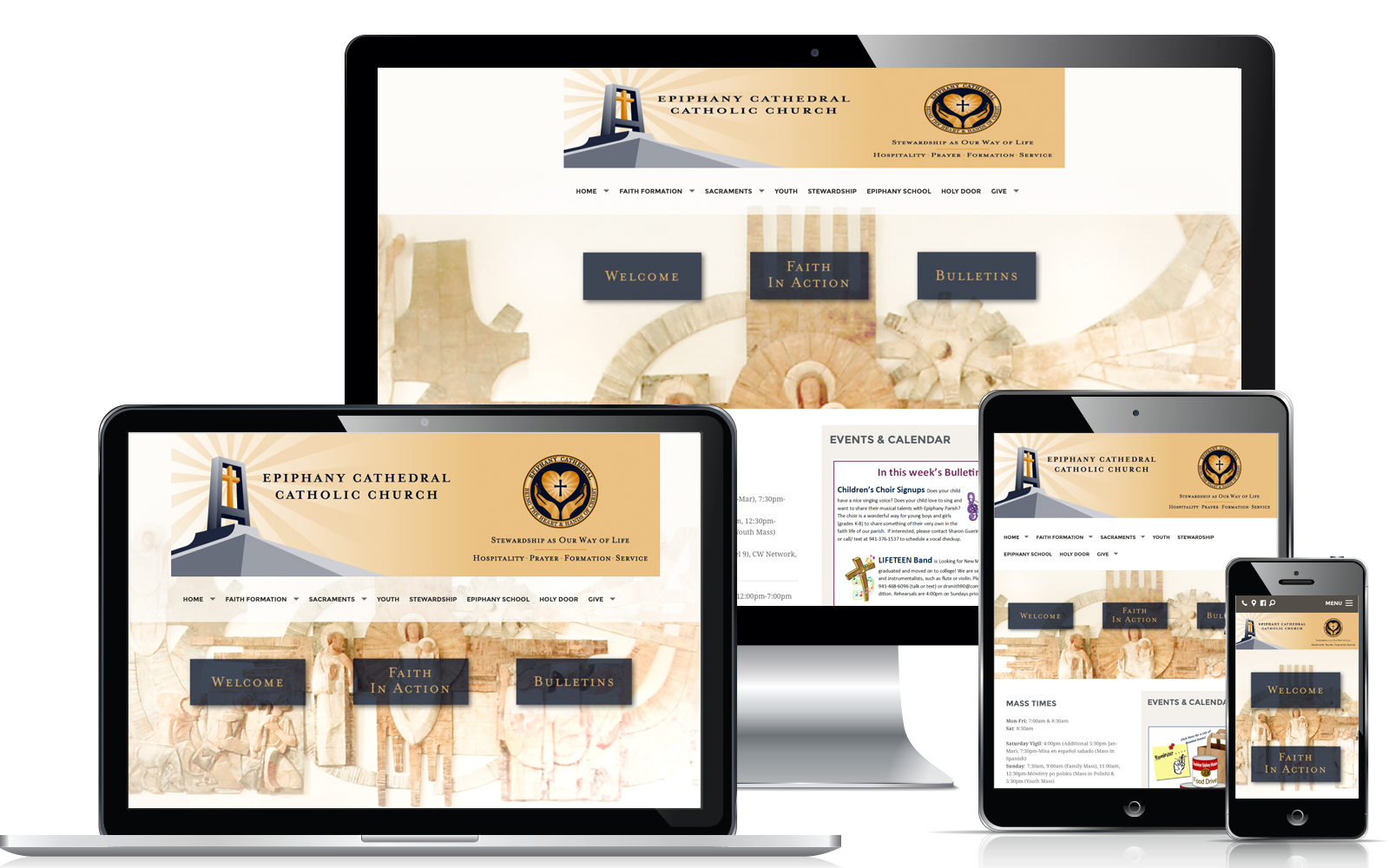 Church Websites by WeConnect — LPi - Because Vibrant Churches Matter
