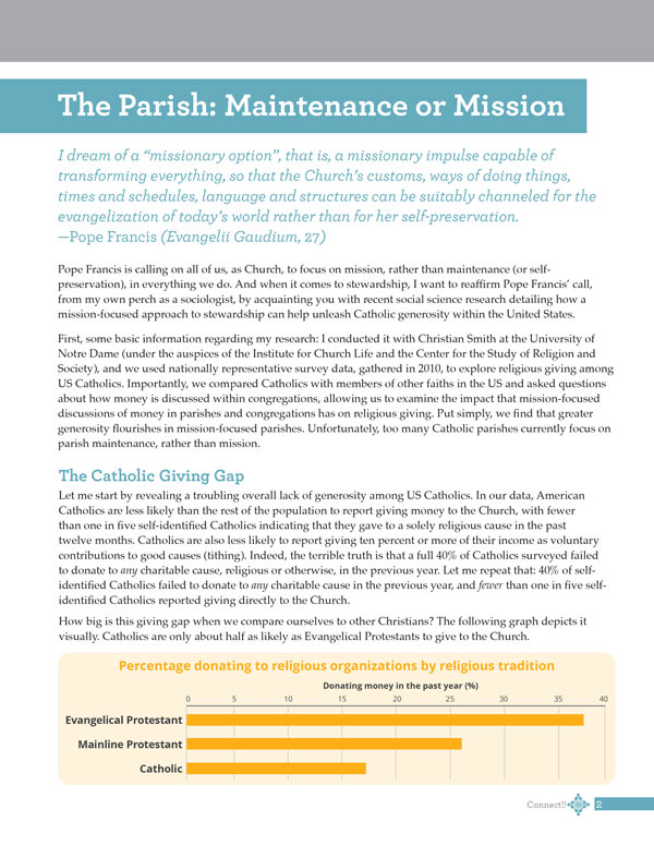 The Parish: Maintenance or Mission