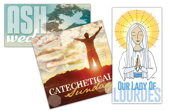 Feature: Catholic Clip Art