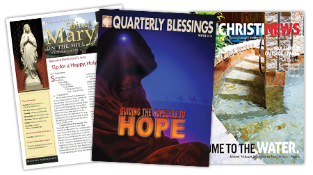 Church Printing: Church Newsletters