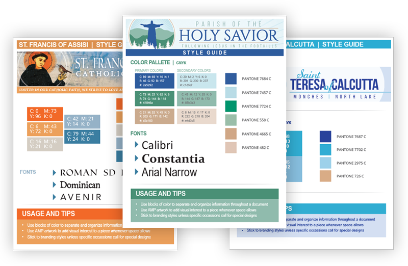 Church Branding: Style Guide