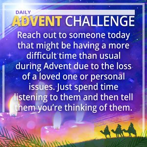 first wednesday of advent