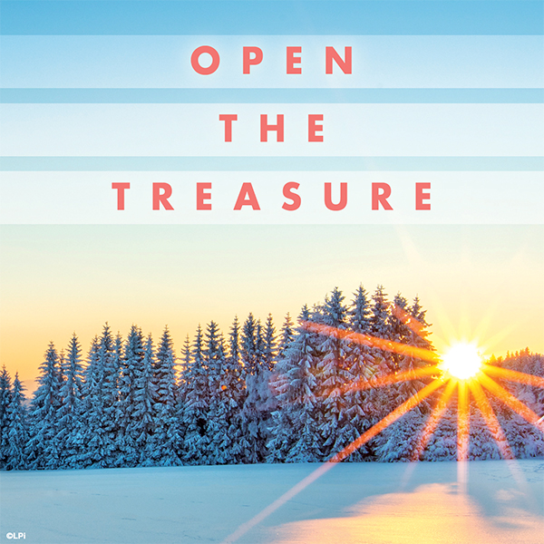 Open The Treasure