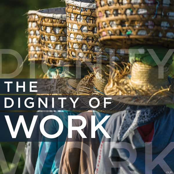 Connect! Sunday Reflection: Working for the Kingdom