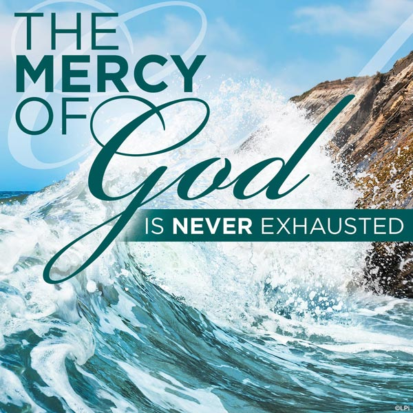 Connect! Sunday Reflection: Mercy Flows from the Flood