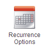 Recurrence Options