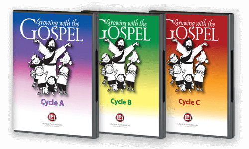 Children's Catholic Resources: Growing with the Gospel