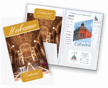Church Welcome Packets
