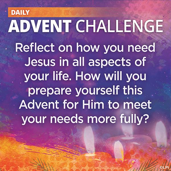 Daily Advent Challenge Dec. 02