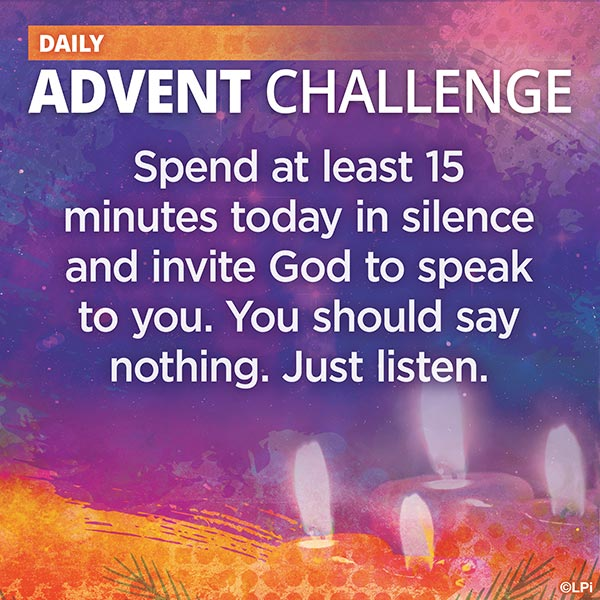 Daily Advent Challenge Dec. 04