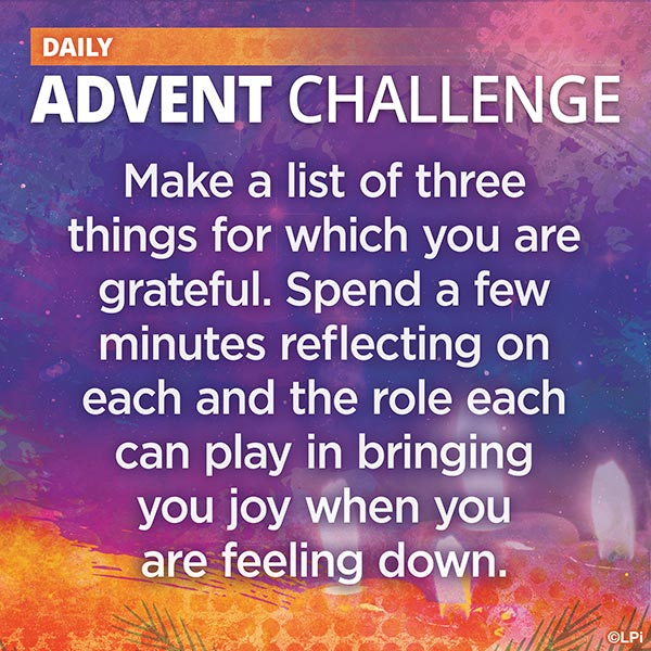 Daily Advent Challenge Dec. 10