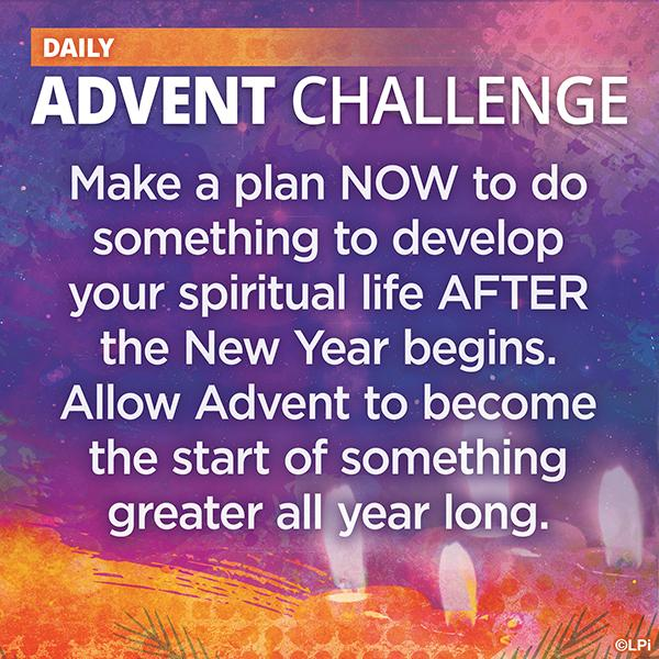 Daily Advent Challenge Dec. 16