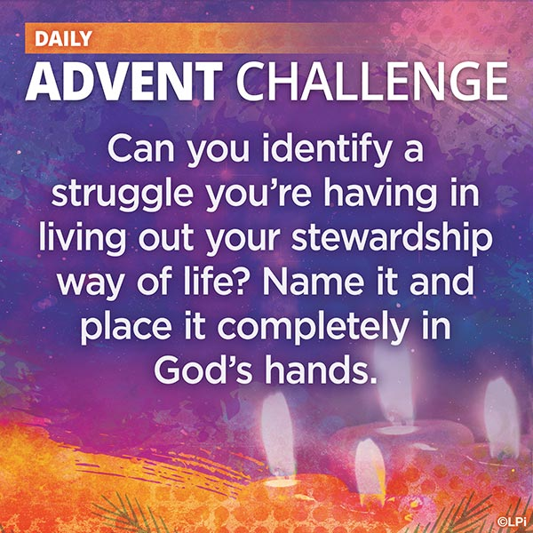 Daily Advent Challenge Dec. 19