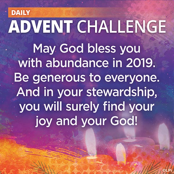 Daily Advent Challenge Dec. 24