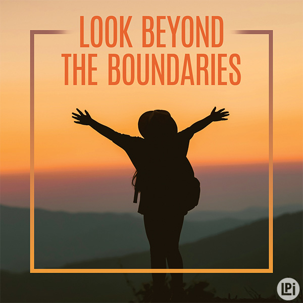 Look Beyond the Boundaries