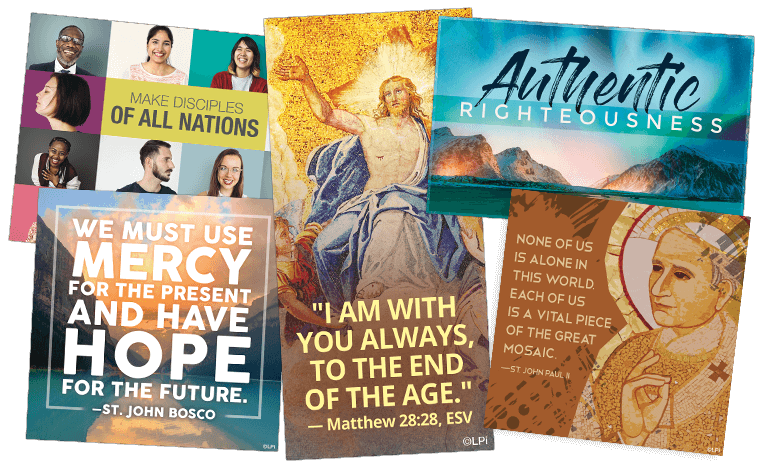 Examples of Catholic and Inspirational Quotes