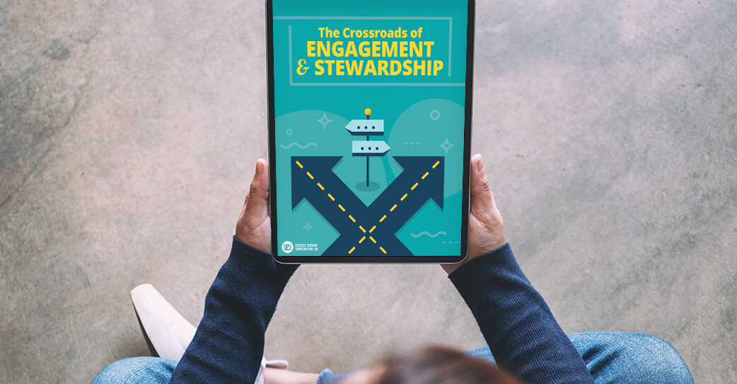At the Crossroads of Engagement & Stewardship