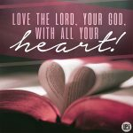 Love The Lord, Your God